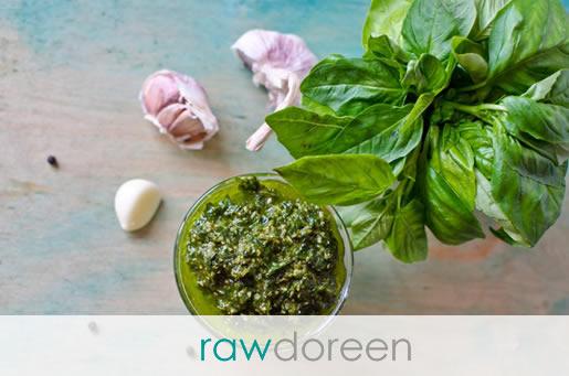 Detox Pesto Recipe