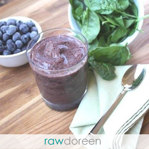 Balance Me Smoothie Recipe