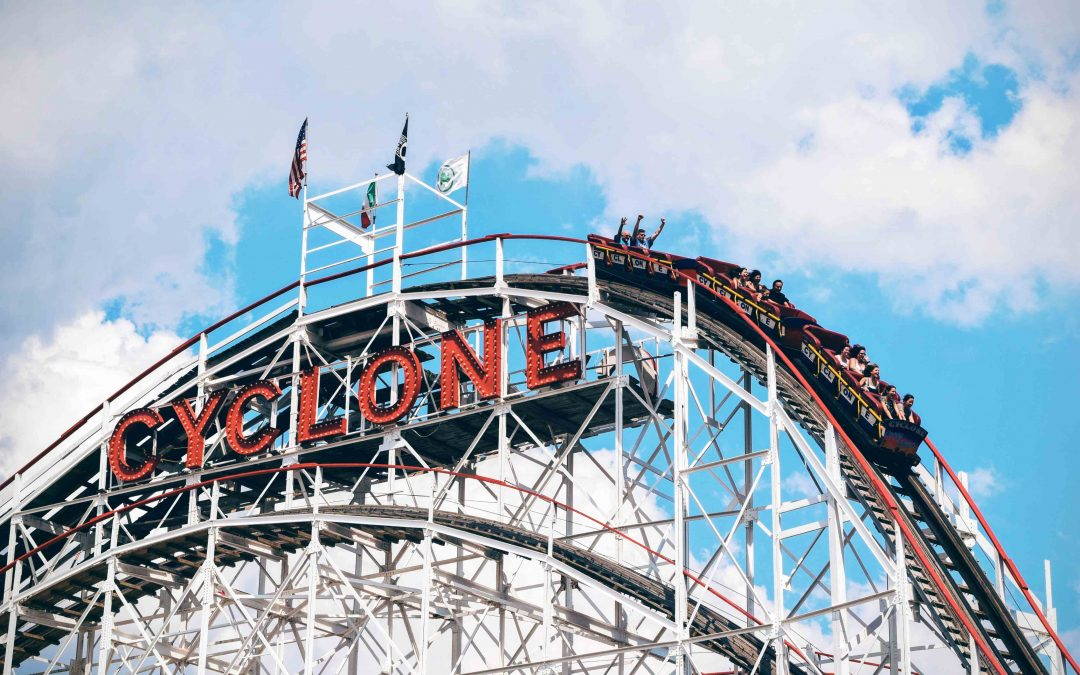 5 Ways to Stop the Emotional Rollercoaster