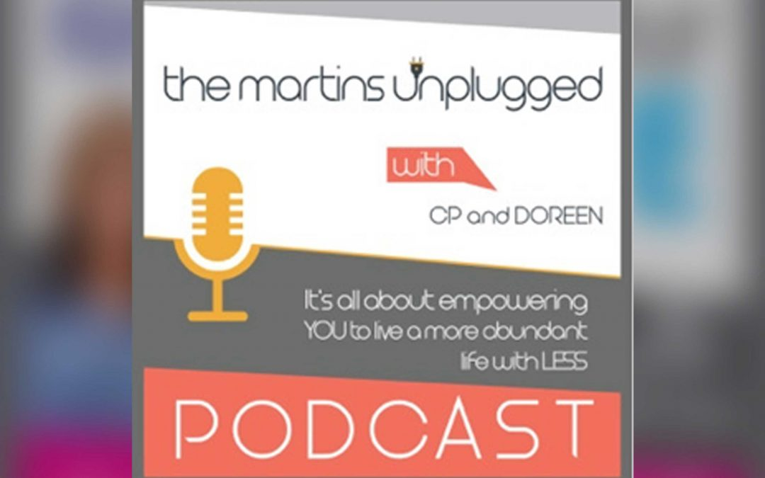 The Martins Unplugged Kingdompreneur Life Podcast!