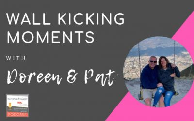 The Martins Unplugged Life Episode 15: Wall Kicking Moments