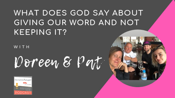 The Martins Unplugged Life Episode 19: Finding Your Pace with God