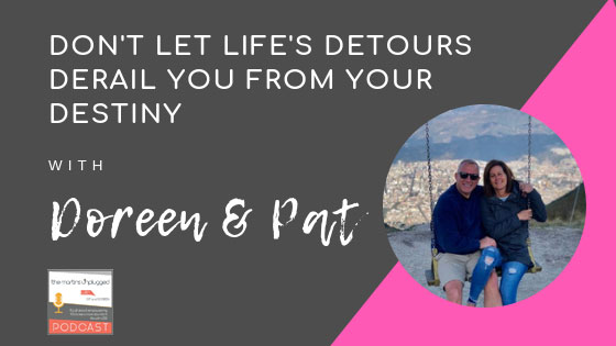 The Martins Unplugged Life Episode 14: Don't Let Life's Detours Derail You From Your Destiny
